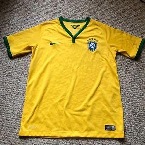 Nike Shirts - Brazil shirt/jersey